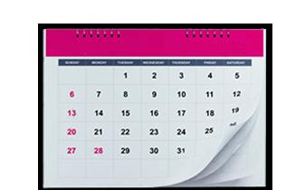 Activiteiten-kalender